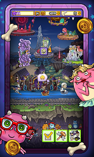 Monsters Village Transylvania Screenshot