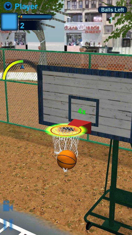 Basketball Shooting 3D - screenshot