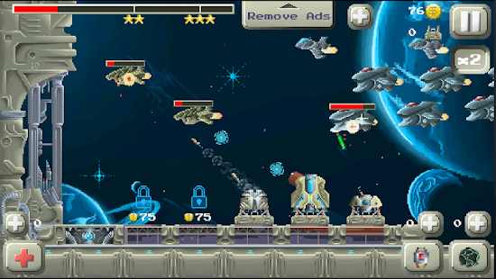 Deep Space Tower Defense - screenshot thumbnail