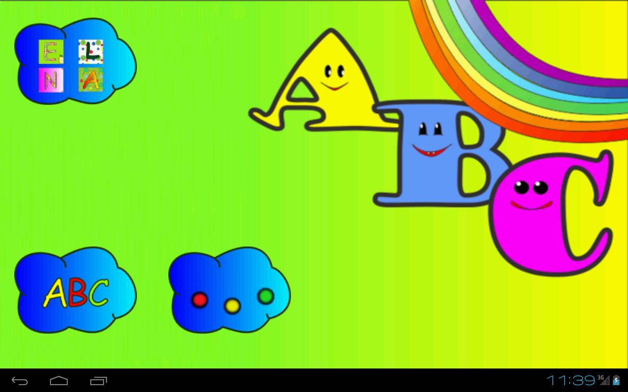 abc learn alphabet android apps on google play