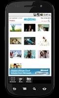 Screenshot of Andhra Bhoomi