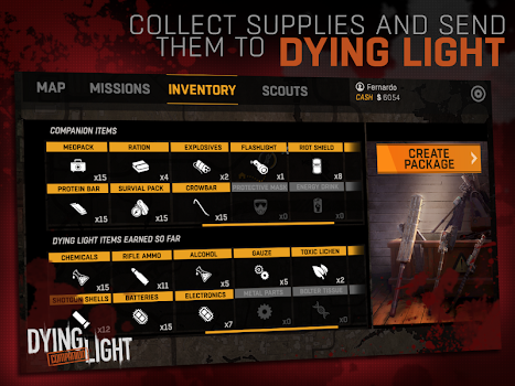 Dying Light Companion