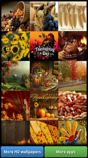 Happy Thanksgiving HD Wall