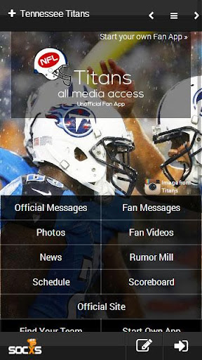 Titans Fan Club