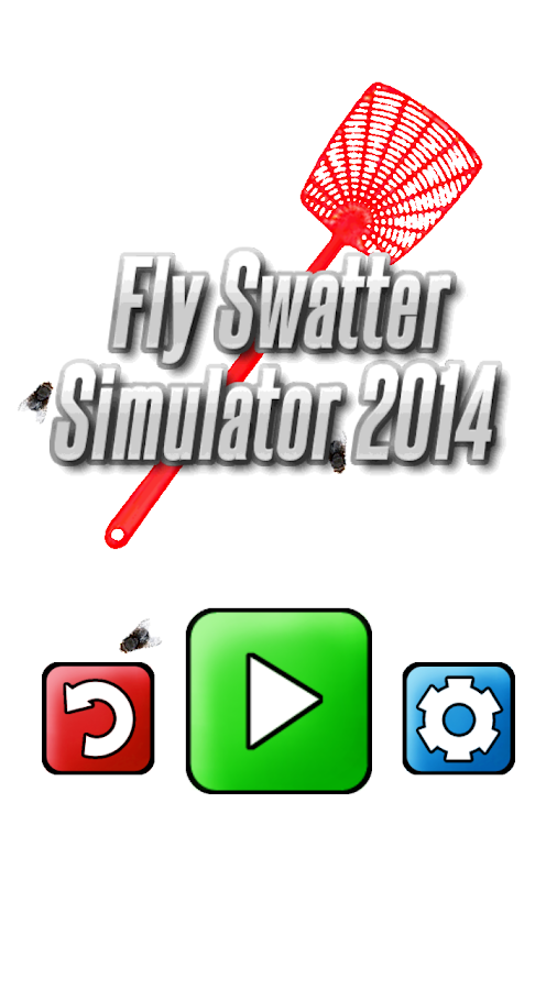 Fly Swatter Simulator 2014 - screenshot