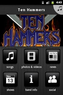 Ten Hammers - screenshot thumbnail