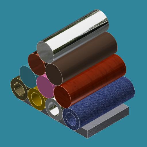 Material Properties 工具 App LOGO-APP開箱王