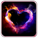Romantic sweet love wallpaper icon