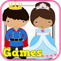 Cinderella Princess Games icon