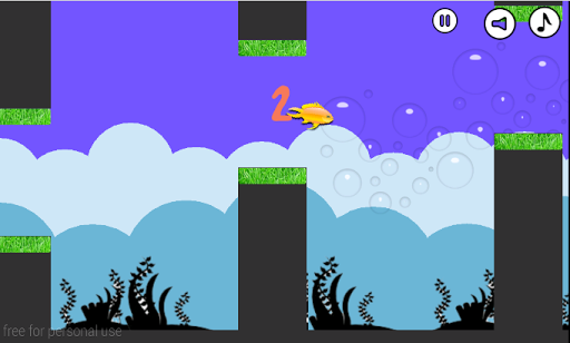 Flappy Jumping Fish