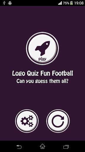Logo Quiz Fun Football