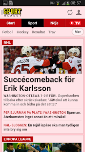 Aftonbladet - screenshot thumbnail