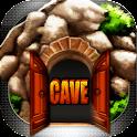 Grotta casa  fuggire icon