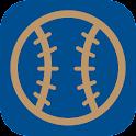 Kansas Baseball Schedule icon