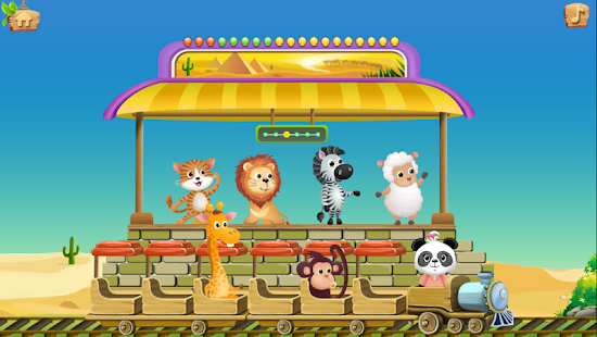 Lola's Math Train - Learn 1+1- screenshot thumbnail