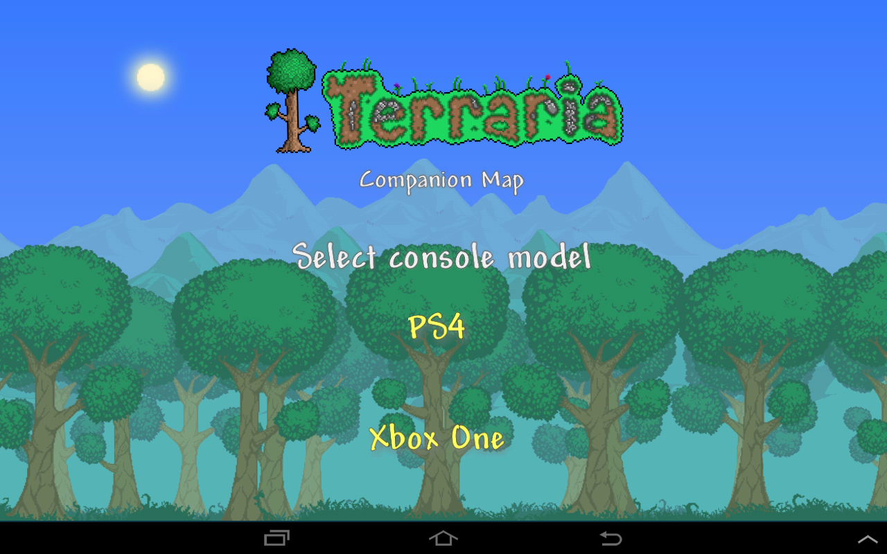 Terraria world map revenue download estimates google play screenshots gumiabroncs Image collections