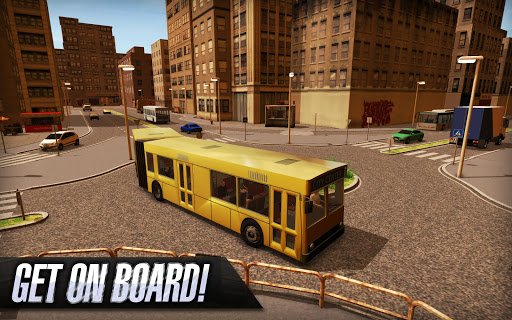 Bus Simulator 2015  screenshots 1