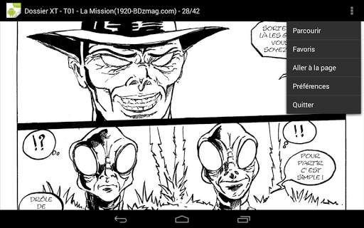 Comics Reader 2.3.216 screenshots 6