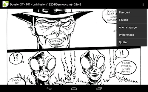 Comics Reader- screenshot thumbnail