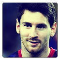 messi live wallpaper 2013 HD icon