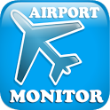 Airport Monitor Free icon