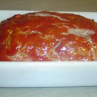 Jackie's Special Meatloaf.