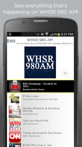 WHSR 980 AM