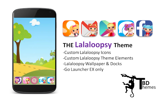 THE Lalaloopsy Theme