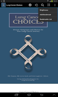 Lung Cancer Choices- screenshot thumbnail