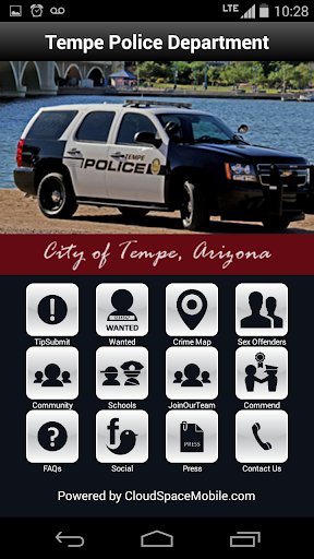 Tempe Police Department