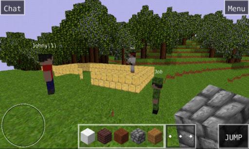 WorldCraft - игра для андроид, похожая на Minecraft