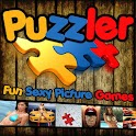 Puzzler – Sexy Picture Puzzles logo
