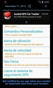 GPS Tracker Car TK SMS v1.9.6
