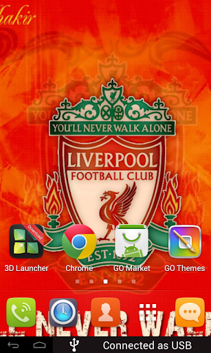 The Reds FC Wallpaper