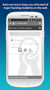 F-Secure KEY-Password Manager - screenshot thumbnail