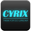 Cyrix GO LauncherEX Theme icon