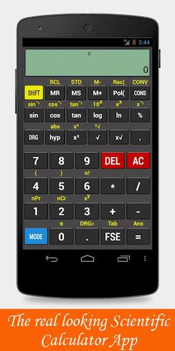 【免費生產應用App】SciCal Pro-APP點子