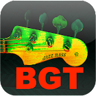 Bass Guitar Tuner icon