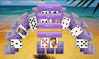 Screenshot of Magic Solitaire