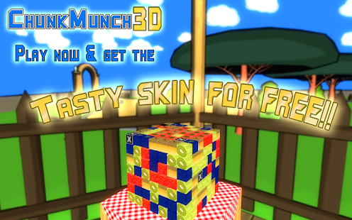 Chunk Munch 3D - screenshot thumbnail