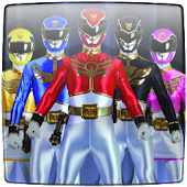 Power Rangers Megaforce HD WP