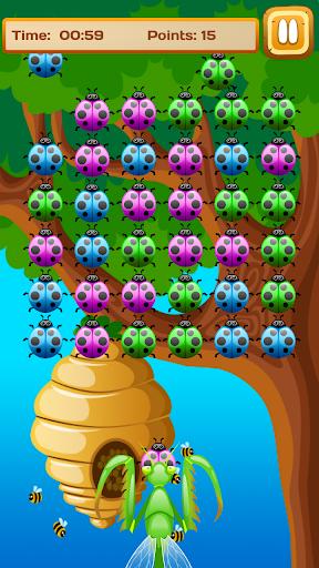 气泡虫虫 - 瓢虫