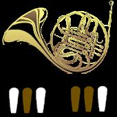 Horn Fingering Chart