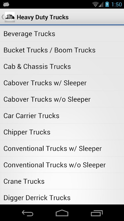 Truck Paper - screenshot