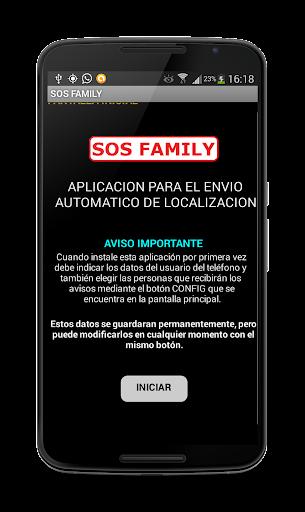 SOS FAMILY