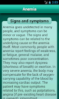 Screenshot of Diseases Dictionary ✪ Medical