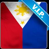 Philippines flag livewallpaper