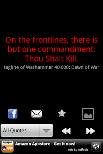 War Quotes - screenshot thumbnail