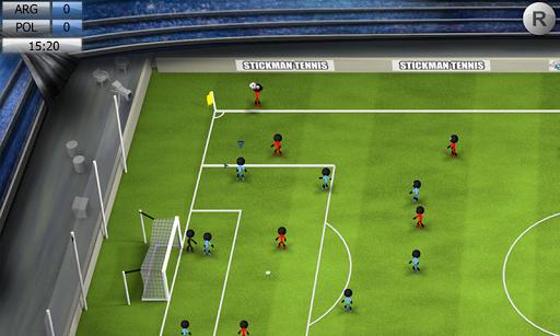 Stickman Soccer 2014 2.3 Screenshots 1