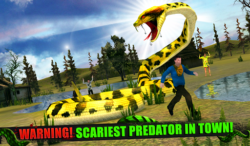Angry Anaconda Attack 3D (Mod Money)